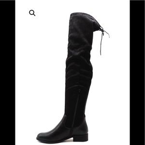 Pierre Dumas City 14 Over-The-Knee Boots